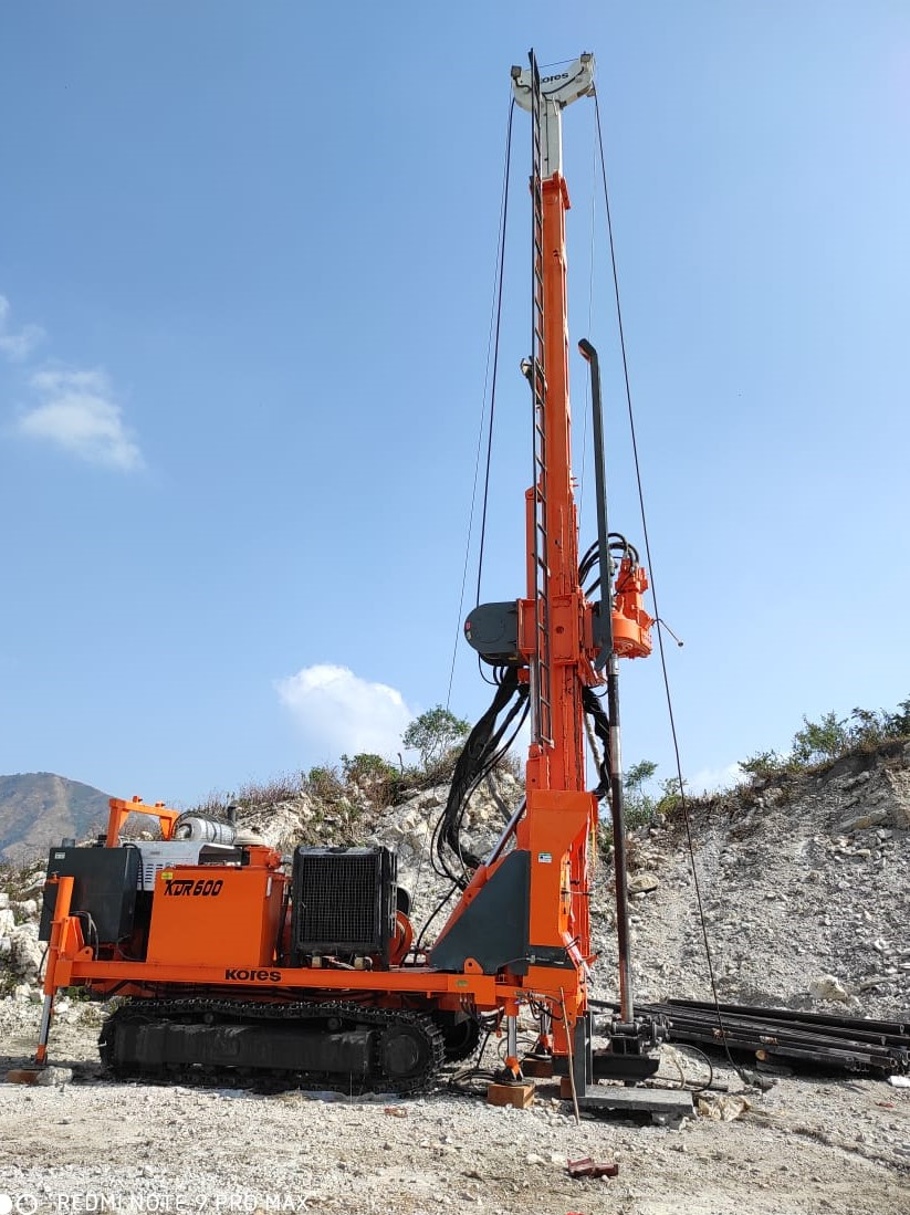 Core Drilling Work